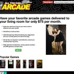 All you can arcade front page image