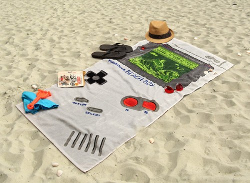 Beach Boy towel image 1