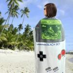 Beach Boy towel image 2
