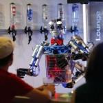 Carl Robot Bartender