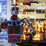 Carl Robot Bartender 2