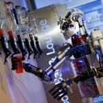 Carl Robot Bartender 3