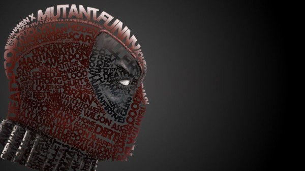 Deadpool Typography