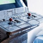 Fighter Jet arcade cabinet by Radek Michalowski image 2