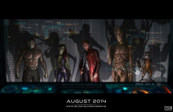 Guardians of the Galaxy (August 1, 2014)