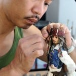 Johnny Depp – Captain Jack Sparrow Doll