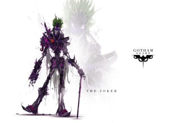 Joker Robot
