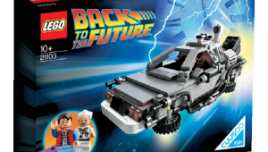 LEGO Back to the Future Set 3