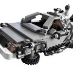 LEGO Back to the Future Set 4
