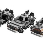 LEGO Back to the Future Set 5