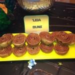 Leia Buns
