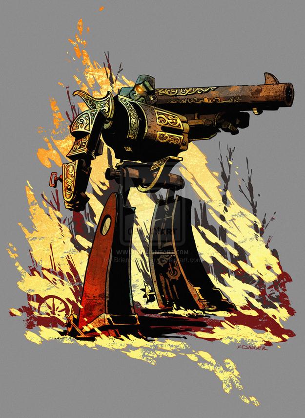 Megatron - Six-Shooter