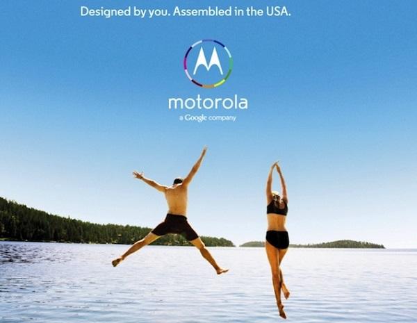 Moto X ad