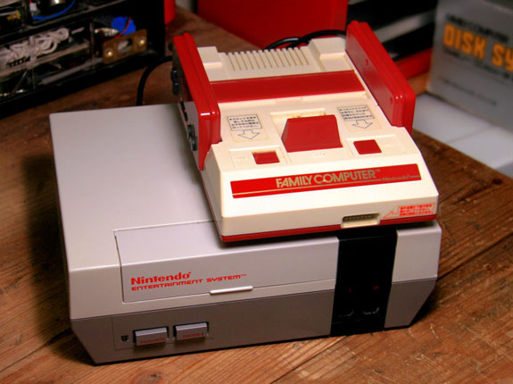 NES & Famicom