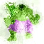 No-Mouth Incredible Hulk