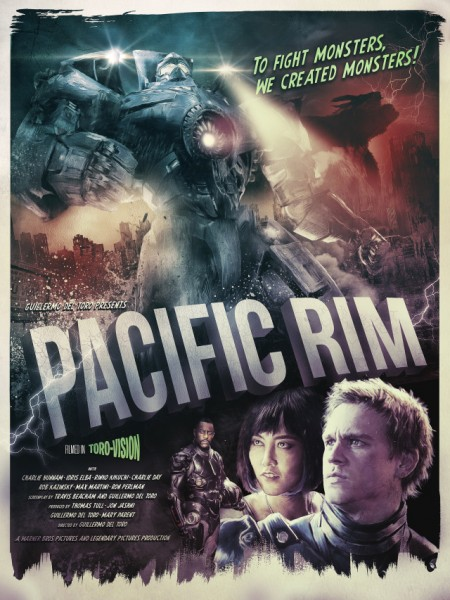 Pacific Rim by Richard Davies image