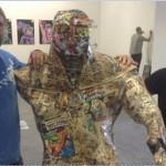 Paperboy Paper Mache Sculpture Comic Books Comics Magazines 2