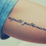 Patronum Tattoo