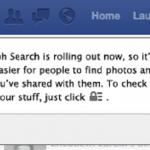 Plite Flyout Facebook Graph Search