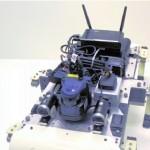 RHex Parkour Robot