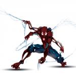 Red Spider-man