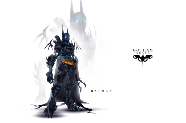 Robot Batman