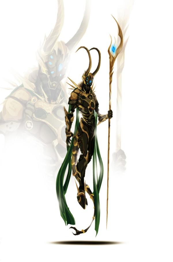 Robot Loki