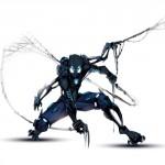 Spider Man Black