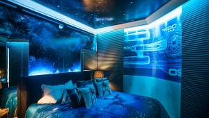 Star Trek Into Darkness Hotel Room