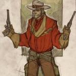 The Flash Western