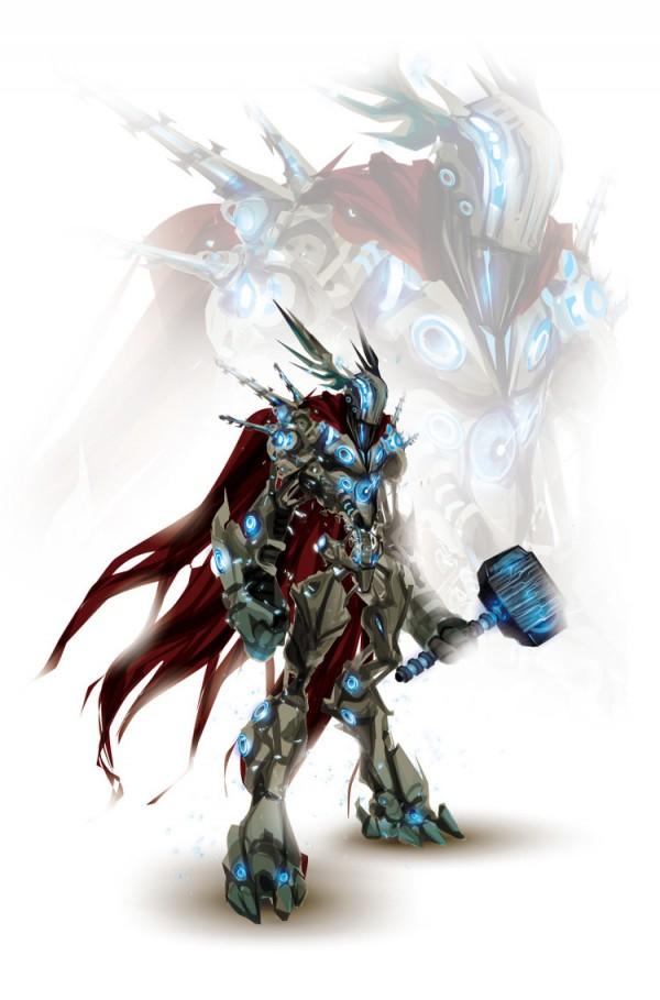 Thor Robot