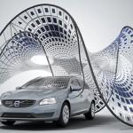 Volvo V60 Pure Tension Pavilion