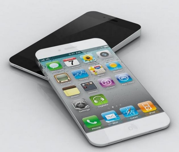iPhone 5S concept image