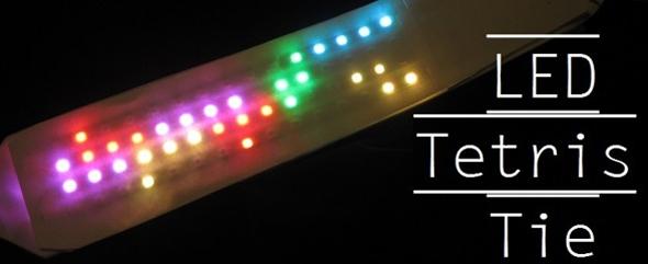 led-tie