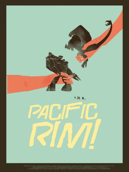 Tim Anderson PacRim poster image
