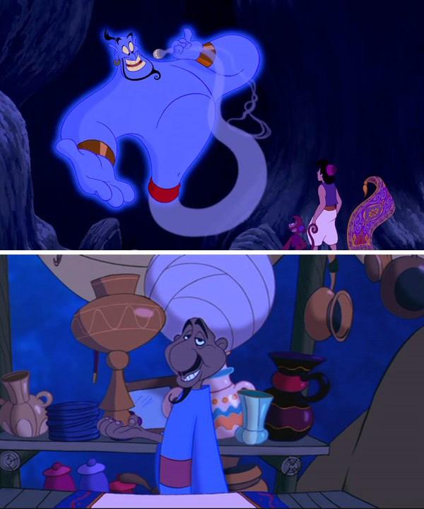 Aladdin Conspiracy