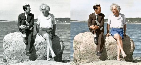 Albert Einstein 1939