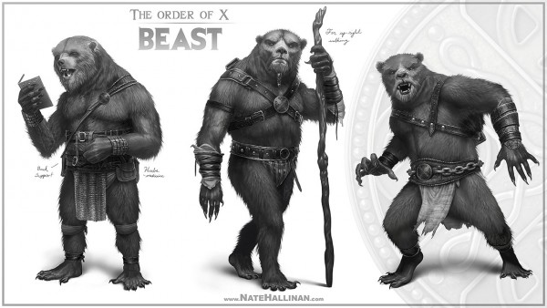 Beast Order of X
