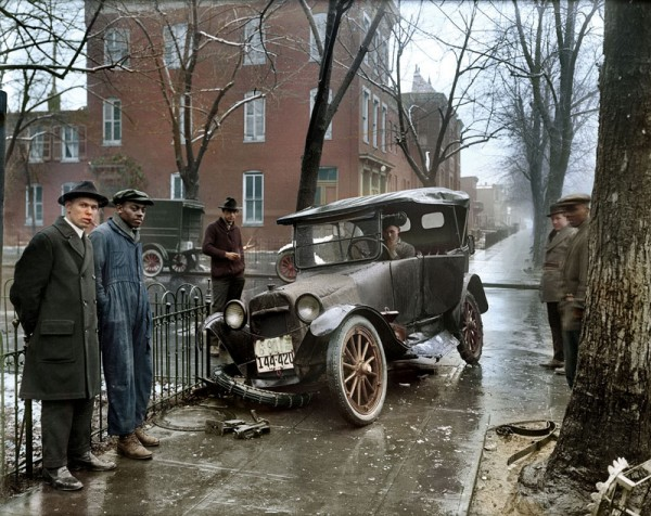 Car Crash DC 1921