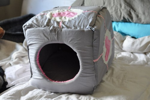 Catpanion cube by Rachael Whitaker image 3