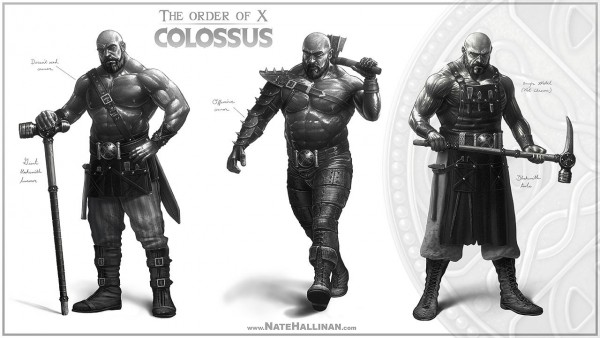 Colossus Order of X