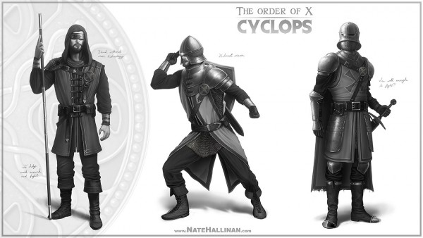 Cyclops Order of X