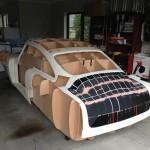 DIY 3D Printed Car