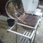 DIY Beer Keg BBQ Barrel Made without Welding 2