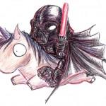 Darth Vader Unicorn