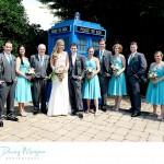 Doctor Who Themed Wedding 4