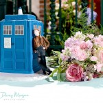 Doctor Who Themed Wedding 5