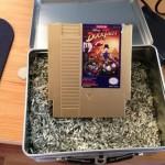 DuckTales Gold NES cartidge image