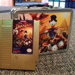 DuckTales Promo lunch box set image