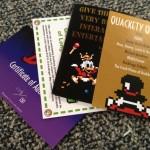DuckTales promo pamphlets image